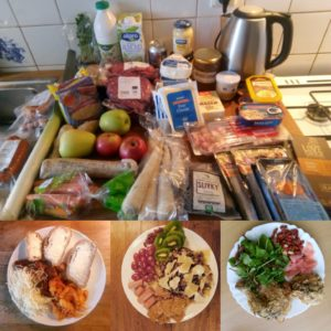 1. Reisovo filosofování  – základy stravování