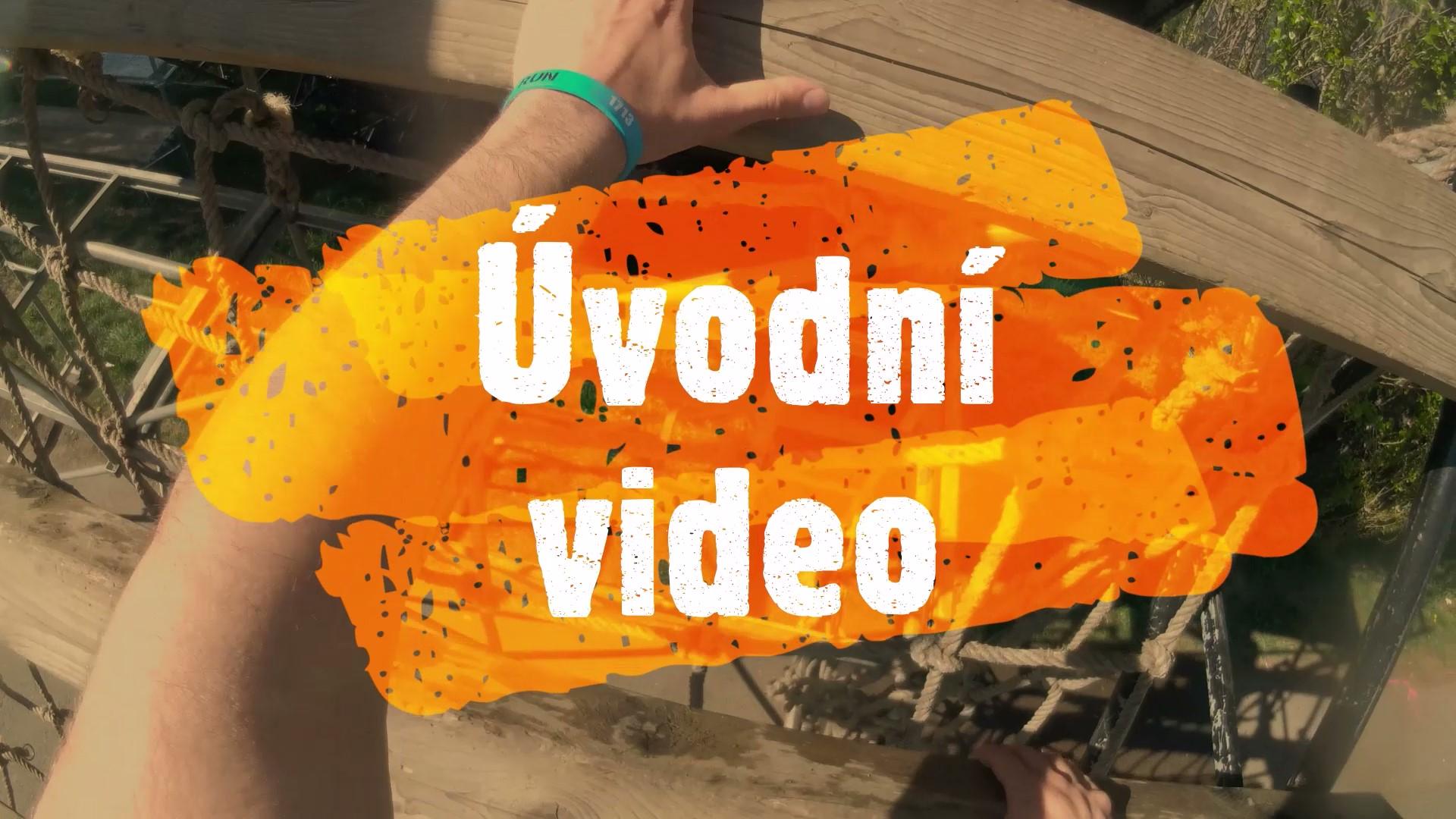 První video na YT!